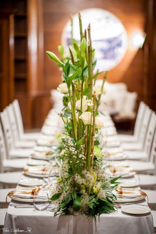 sposidea tavolo cerimonia matrimonio
