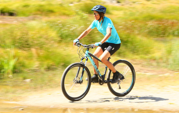 donna mountain bike