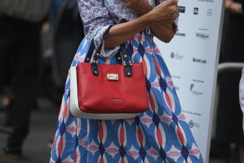 borsa donna liu jo rossa donna