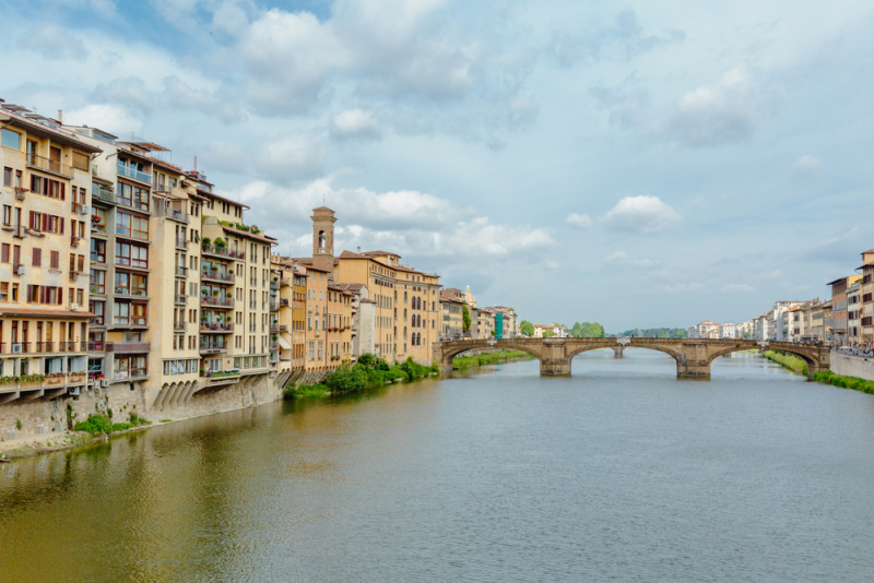 ponte santa trinita Firenze