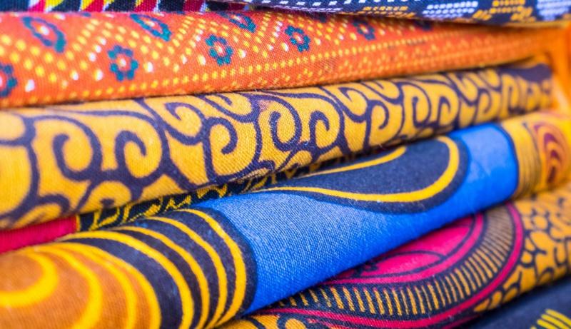 tessuti wax colori tessuto colorato stampa stoffe africane africa