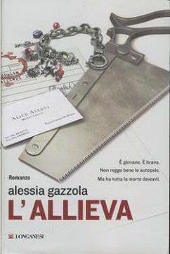 L'allieva romanzo di Alessia Gazzola copertina libro