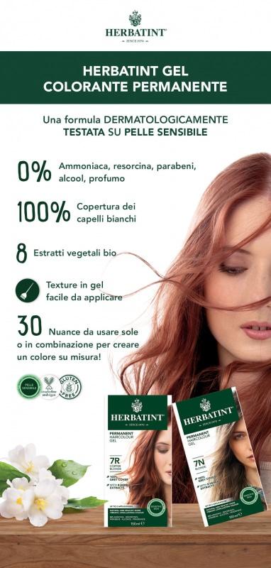 Herbatint gel colorante permanente Migliori tinte per capelli, con o senza ammoniaca?
