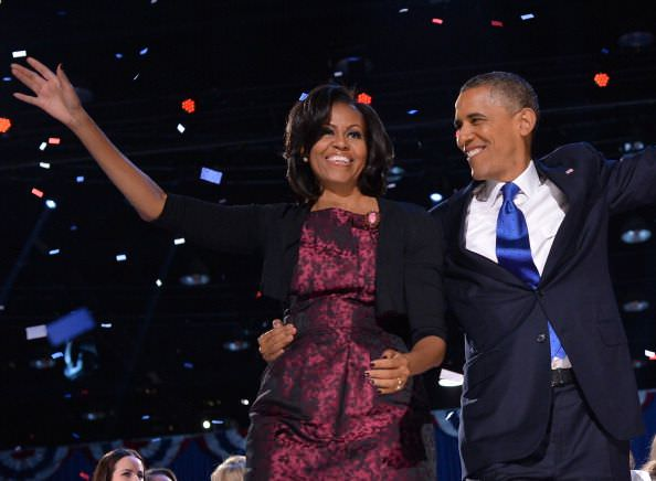 Michelle Obama, una first lady di famiglia barack obama presidente stati uniti d'america USA