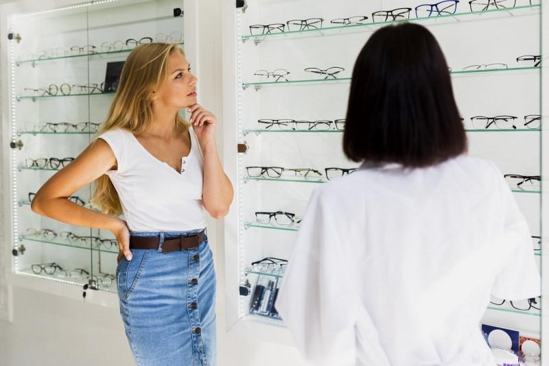 donne scelta occhiali