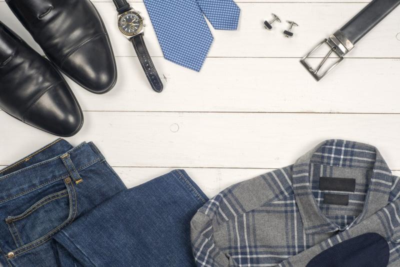 abbigliamento e accessori uomo scarpe orologio jeans camicia cintura cravatta gemelli