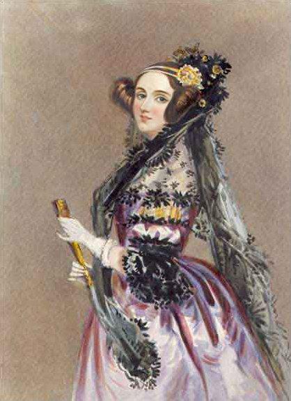 Ada Lovelace ritratto