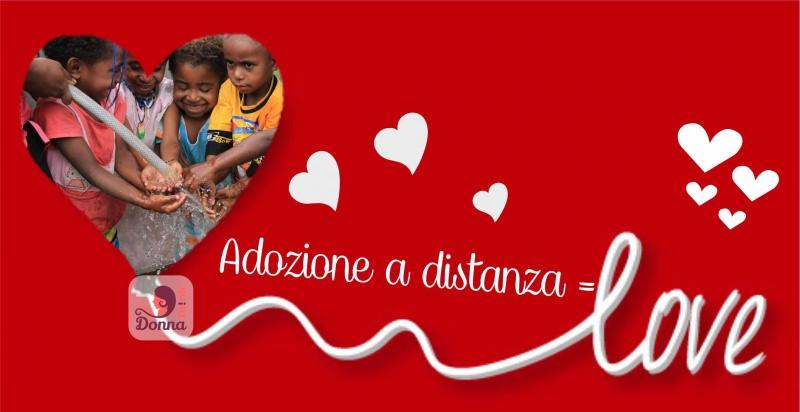 Festeggia San Valentino con un gesto speciale, libera un bambino dalla povertà
