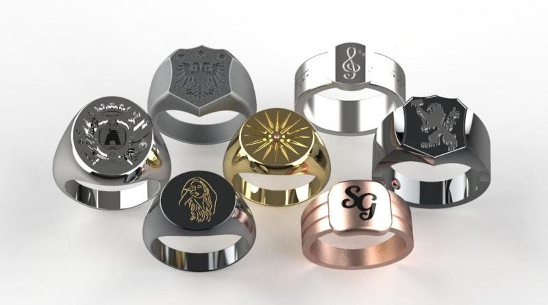 anelli GV Custom Rings San Valentino: le nostre idee regalo per lui