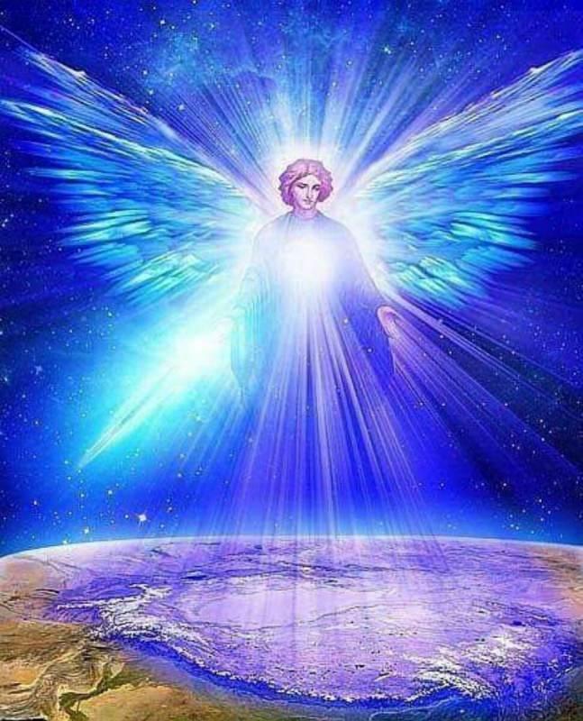 Il significato dell'Avvento, i colori, il calendario e la corona preparazione natale angeli dell'avvento angelo blu luce