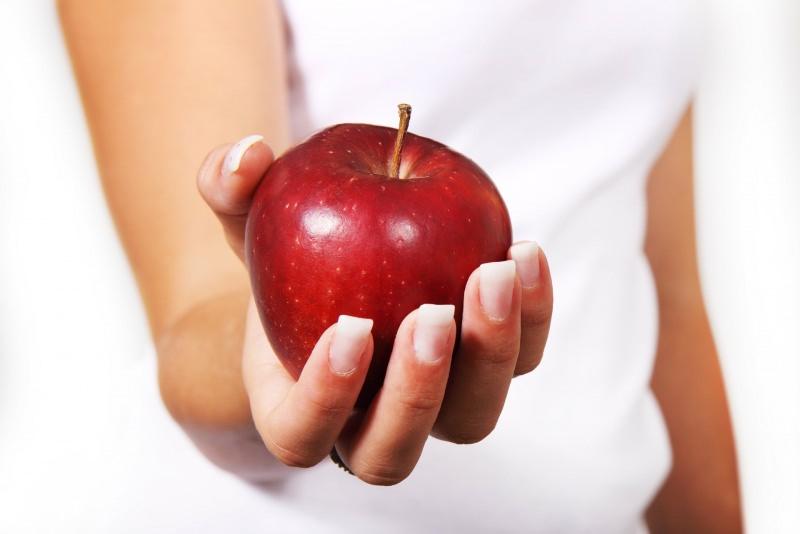 Come perdere peso in maniera sana mela