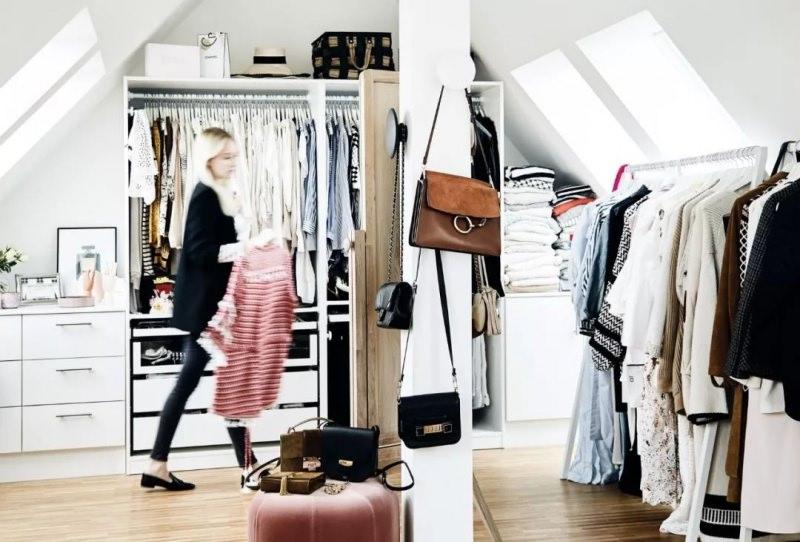 Come cambiare il tuo guardaroba dall'estate all'autunno/inverno cambio stagione donna borse pouf