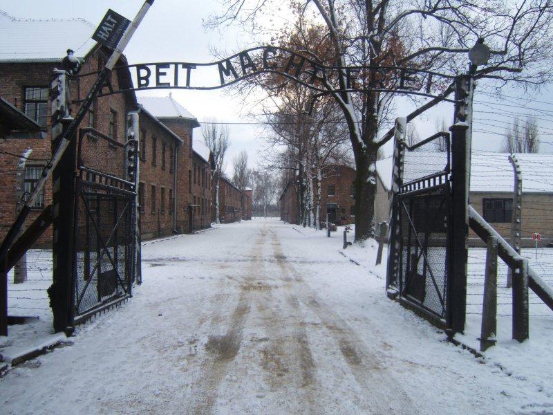 giornata della memoria 27 gennaio campo di concentramento sterminio auschwitz shoah ebrei popolo ebraico Arbeit macht frei Il lavoro rende liberi per non dimenticare