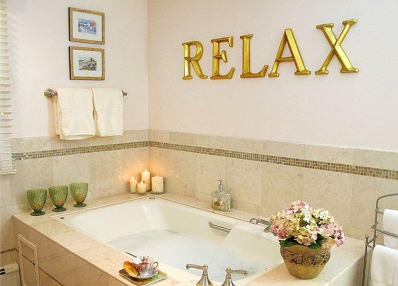 3 consigli per il relax in bagno