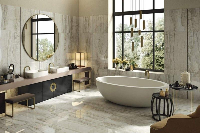 Come arredare un bagno di lusso