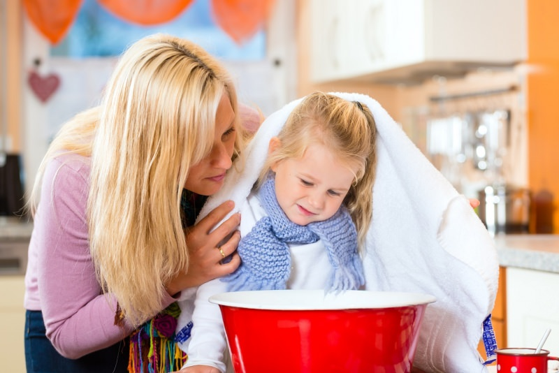 suffumini bambini raffreddore