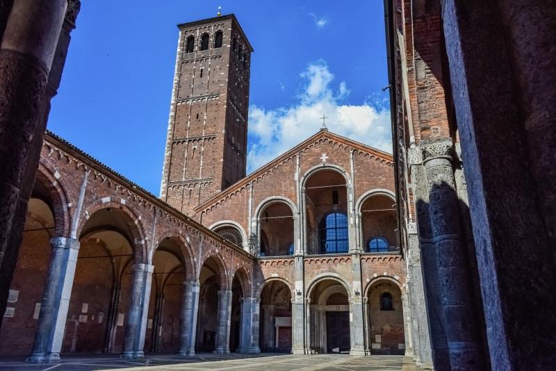 Basilia di Sant'Ambrogio