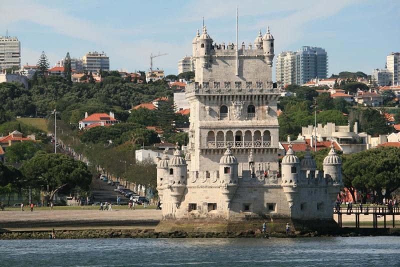 La torre di Betlemme o torre di Belém o