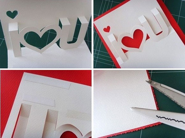 Come fare un Cuore Pop up Biglietto fai da te per San Valentino tutorial