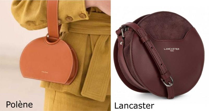 1f4c68ddee Moda donna cosa comprare per rinnovare il guardaroba autunno inverno borsa  Polène borsetta rotonada Lancaster