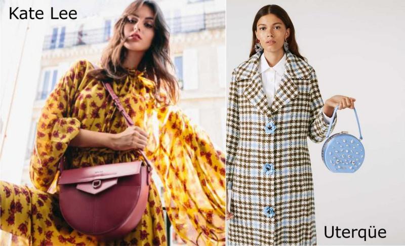 Moda donna cosa comprare per rinnovare il guardaroba autunno inverno borsa pelle Kate Lee cappotto quadri turchese marrone borsa Uterqüe