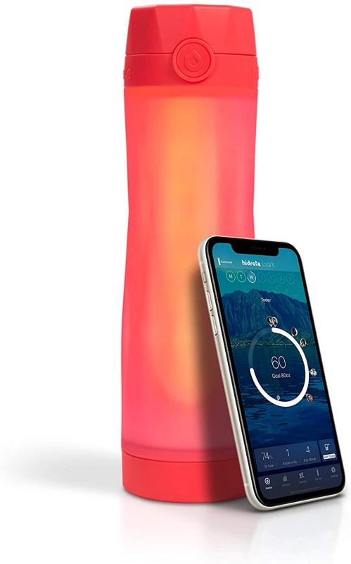bottiglia d'acqua intelligente della Hidrate Spark