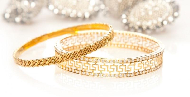 bracciali rigidi donna oro diamanti