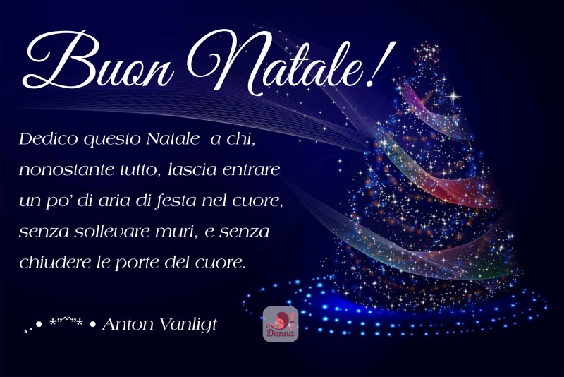 Il Natale senza di te , la malinconia e le assenze aforismi anton vanligt buone feste scritta albero
