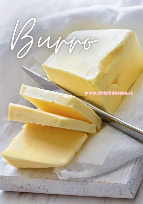 burro da cucina tagliere