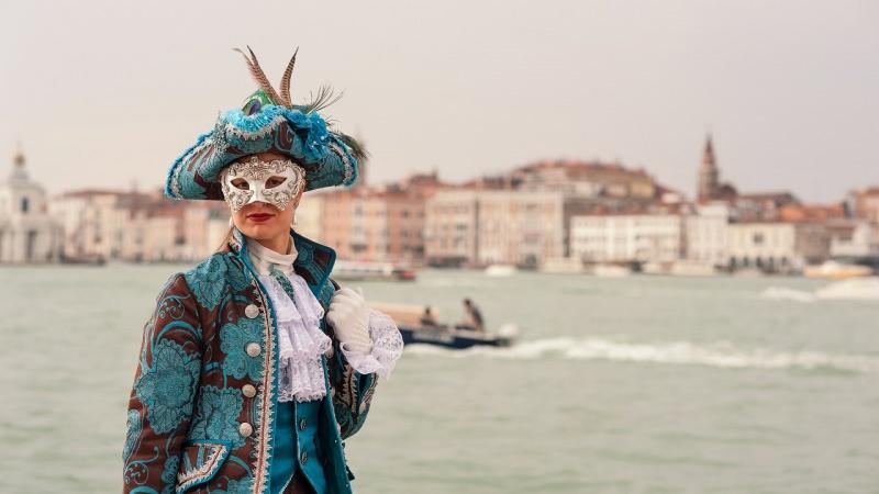 maschera carnevale di Venezia