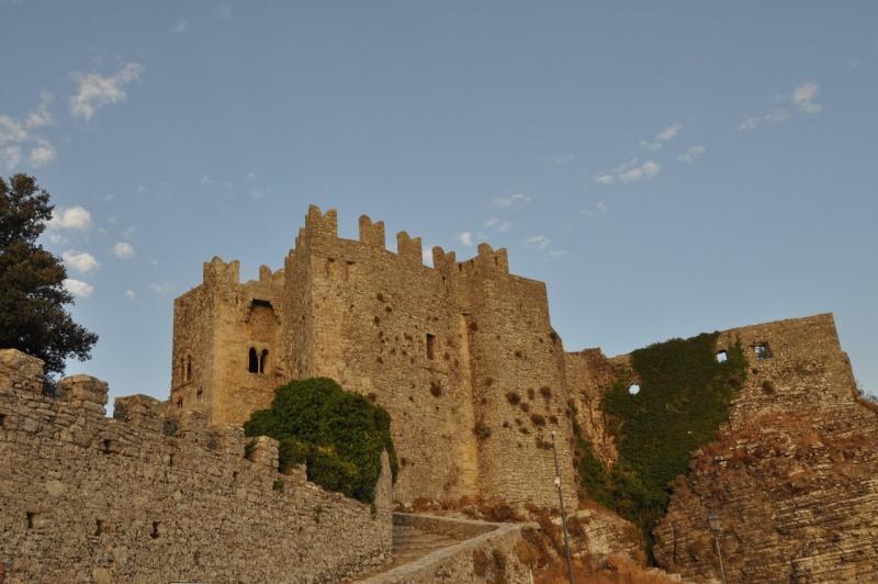 castello medievale venere ericina erice