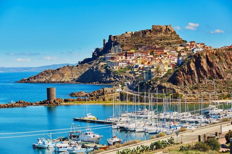 Castelsardo borgo Sardegna