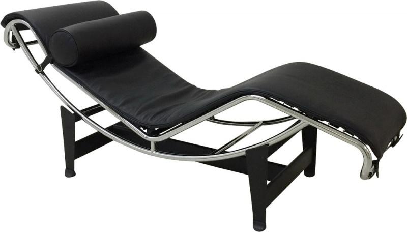 chaise longue LC4 di Le Corbusier, Pierre Jeanneret, Charlotte Perriand arredamento vivere con stile il moderno