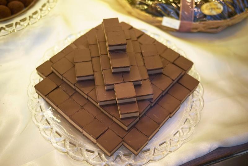cioccolatini cremini vassoio