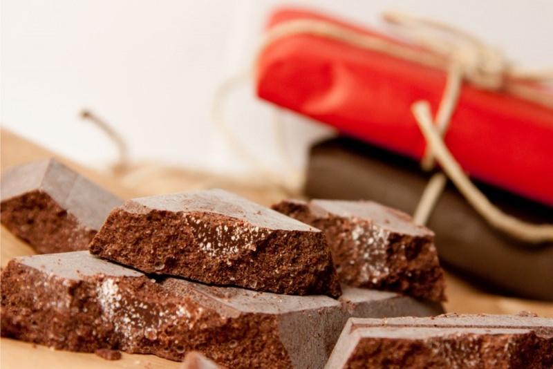 cioccolato di Modica pacco regalo