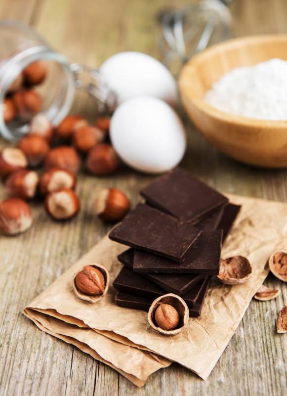cioccolato nocciole