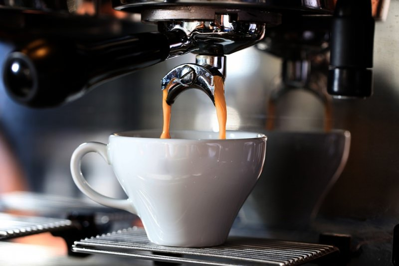 caffè espresso tazzina