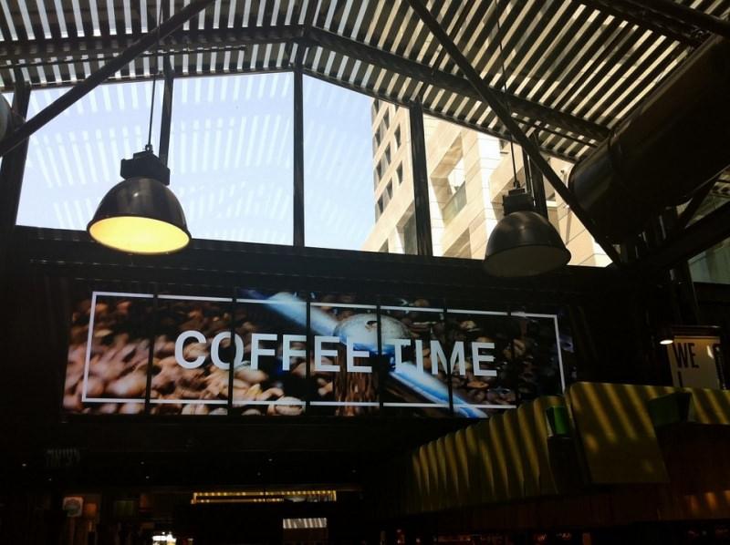 coffee time caffè