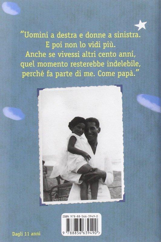 Fino a quando la mia stella brillerà di Liliana Segre, Daniela Palumbo | Biblioteca delle Donne retro copertina libro