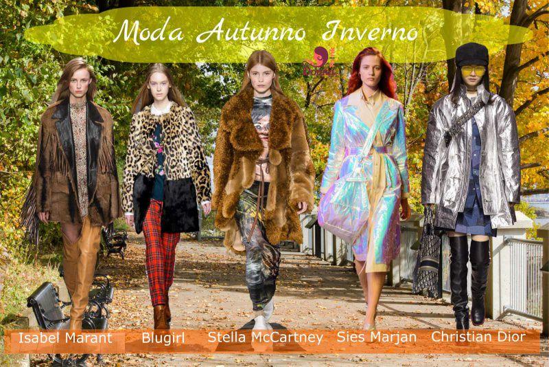 Moda, quali stili vedremo il prossimo autunno/inverno 2018 2019 isabel Marant Blugirl Stella McCartney Sies Marjas Christian Dior