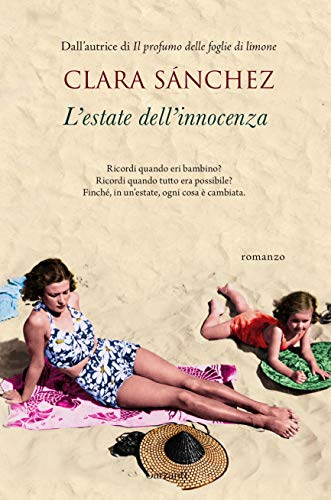 copertina libro l'estate dell'innocenza di Clara Sánchez