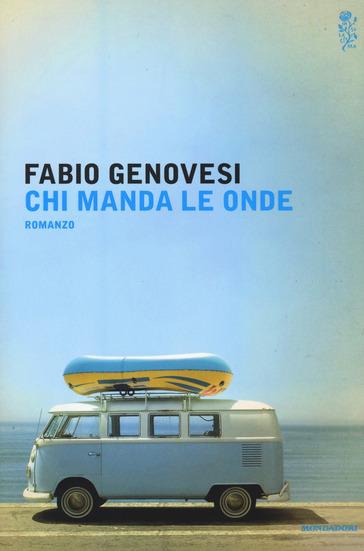 copertina libro romanzo Chin manda le onde di Fabio Genovesi