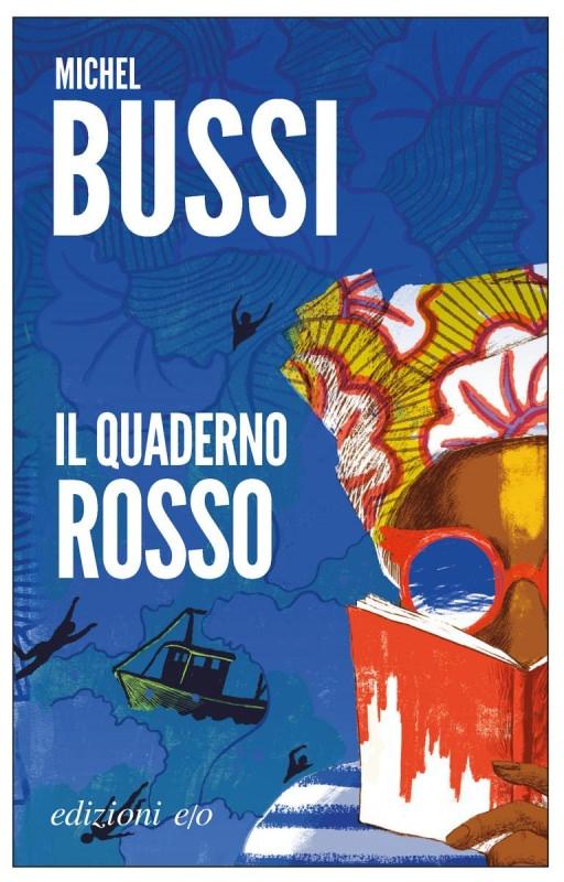copertina libro Il quaderno rosso di Michel Bussi Quale libro leggere sotto l'ombrellone? 10 libri per l'estate 2018