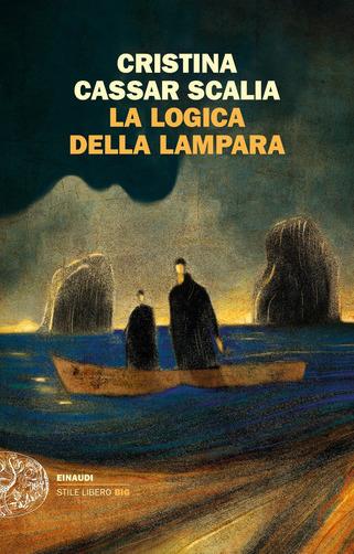 copertina libro la logica della lampara romanzo di Cristina Cassar Scalia