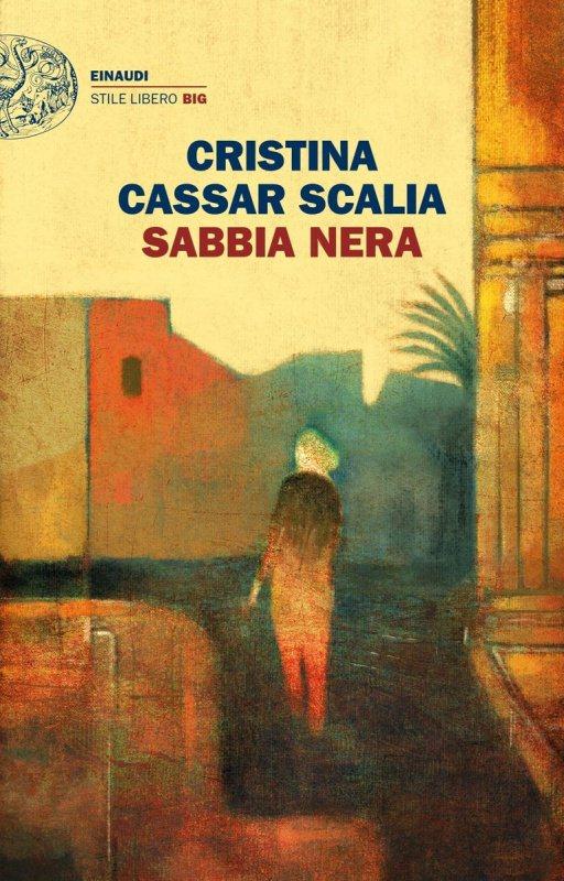 copertina libro Sabbia nera romanzo di Cristina Cassar Scalia Quale libro leggere sotto l'ombrellone? 10 libri per l'estate 2018