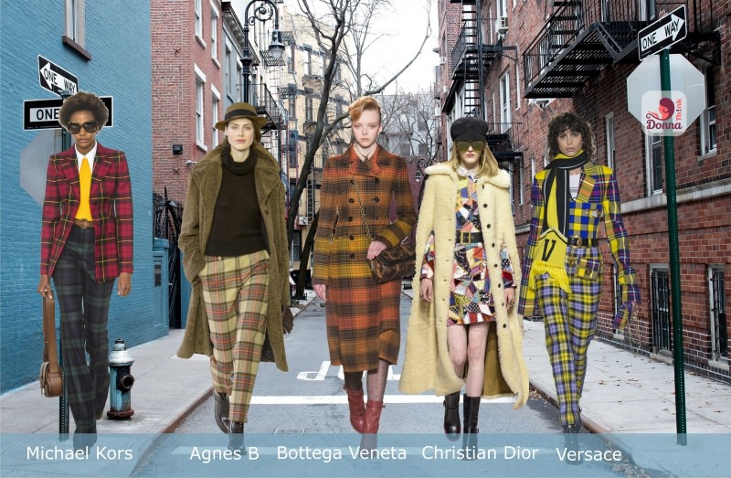 Moda cosa comprare per rinnovare il guardaroba autunno inverno Michael Kors Agnes B Bottega Veneta Christian Dior Versace street 2018 2019 donne