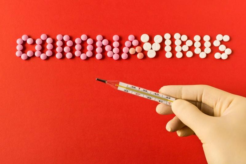 coronavirus termometro classico galinstan gallio compresse pillole
