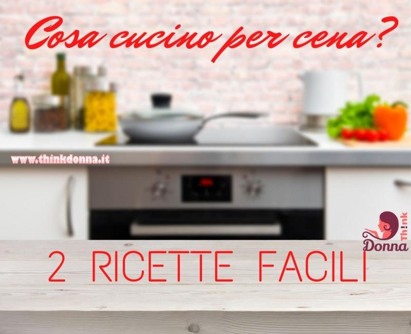 cosa cucino per cena cucina padella forno