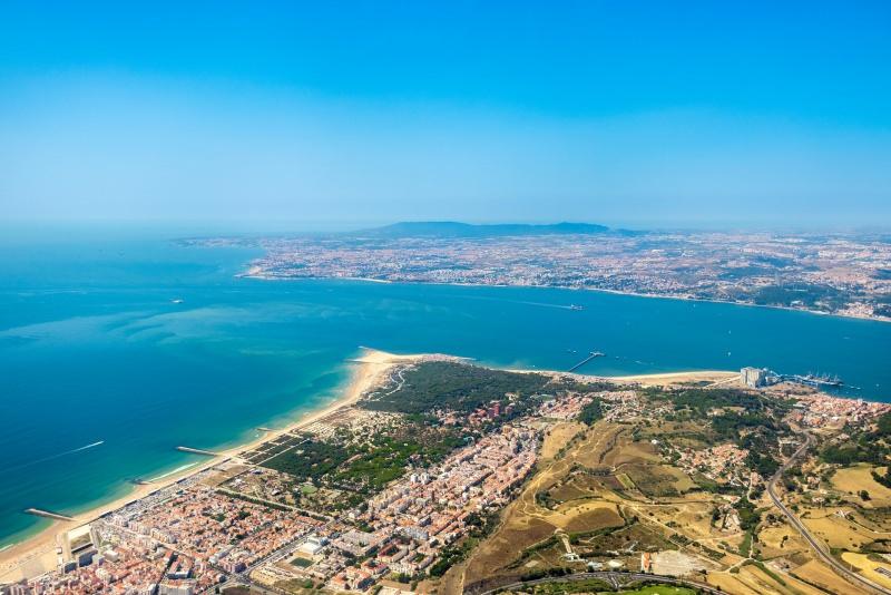 Costa de Caparica Partire per il Portogallo: un viaggio di 7-10 giorni