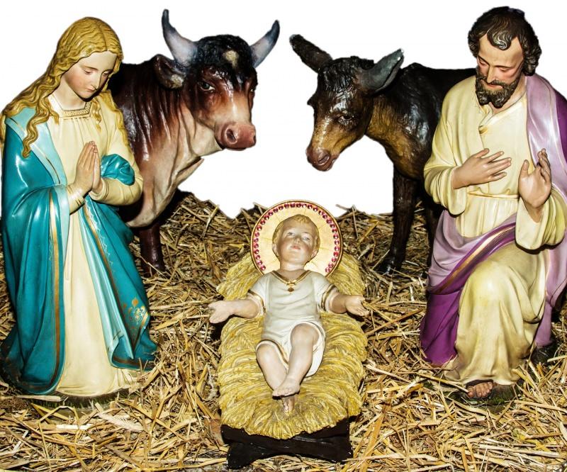 Perché fare il Presepe di Natale: significato, storia e tradizioni Sacr Famiglia Madonna Maria San Giuseppe GesùBambino paglia mangiatoia bue asinello